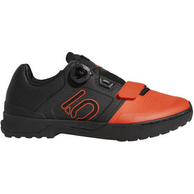 adidas Five Ten Kestrel Pro Boa TLD Mountain Bike Schuhe Herren active orange/core black/core black